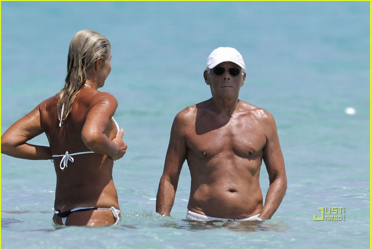 giorgio armani speedo in his seventies 04
