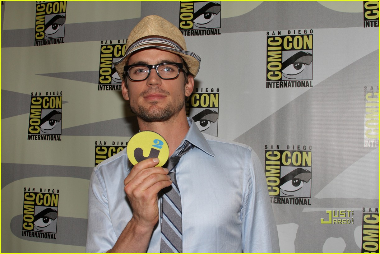 From Justjared Matt Bomer Funny