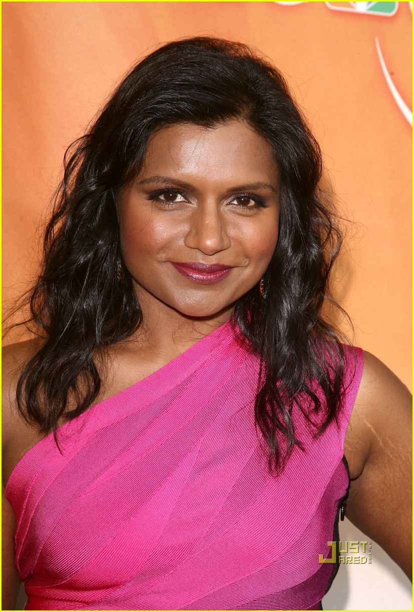 mindy kaling finger food 142470507