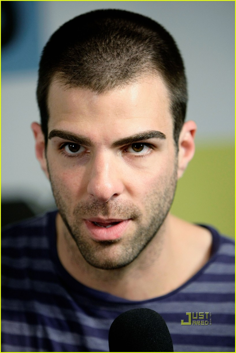 zachary quinto comic con 07