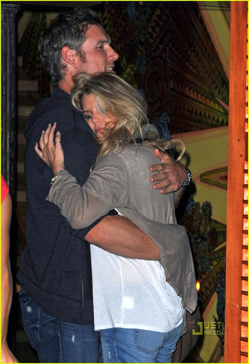 jessica simpson eric johnson dos caminos 01