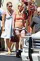 britney spears shops crate and barrel 12