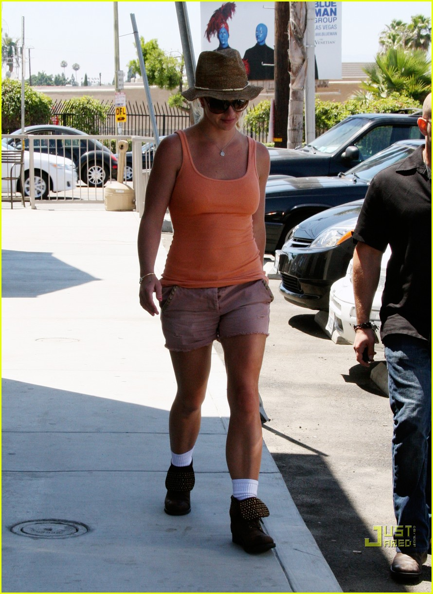 britney spears jason trawick starbucks stop 04