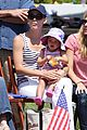 jennifer garner violet affleck seraphina affleck july 4th 07