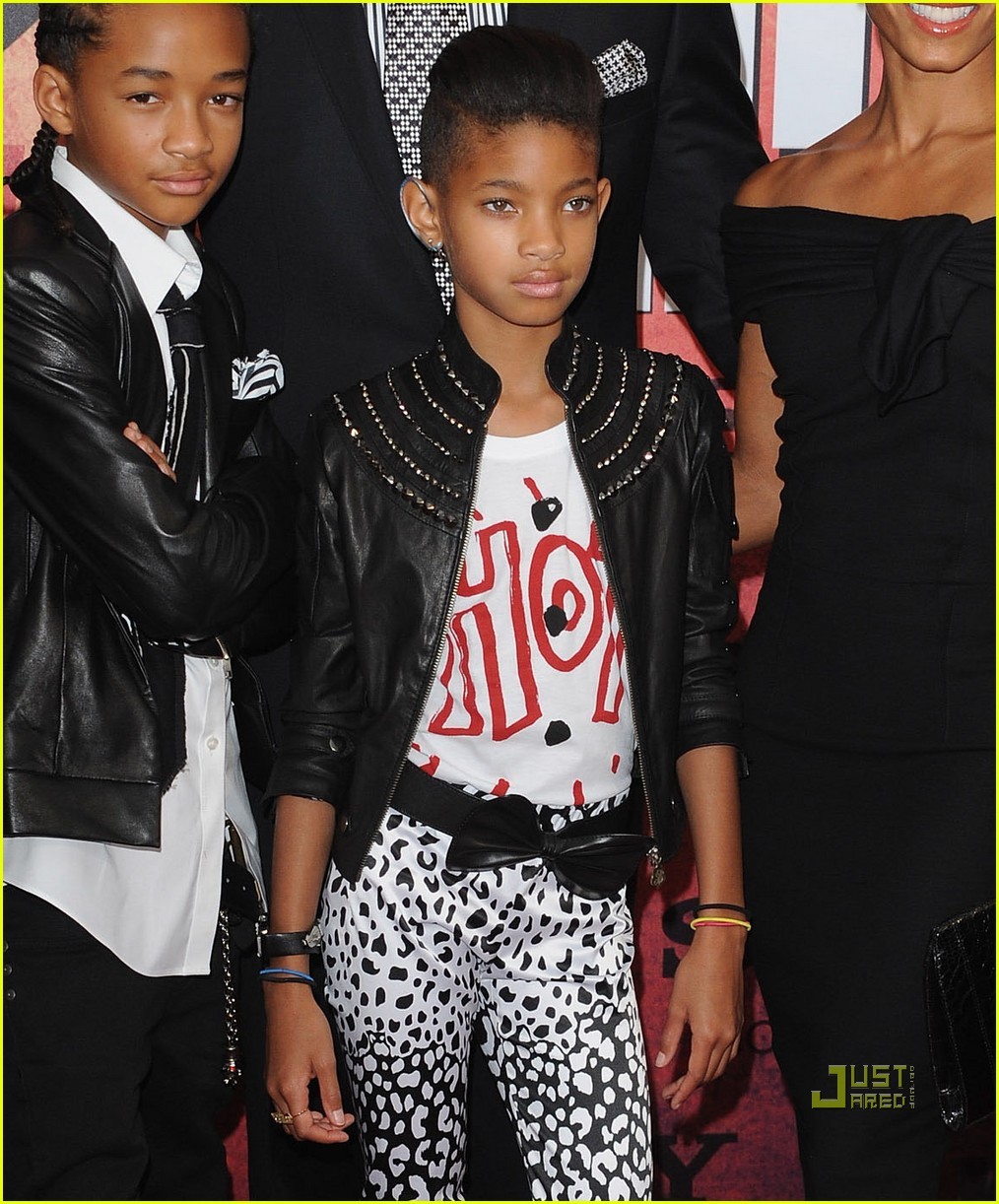 willow smith painted ear outline 152468968