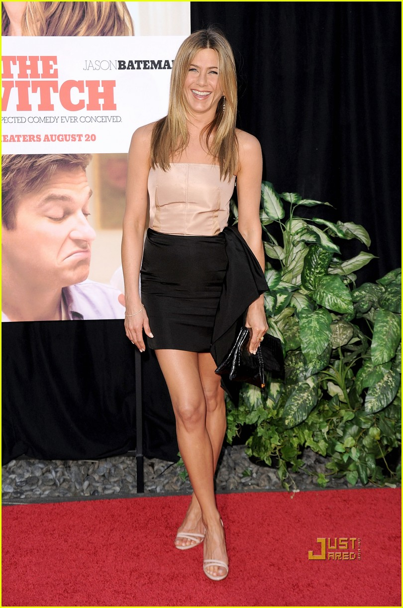 jennifer aniston the switch los angeles premiere 042473550