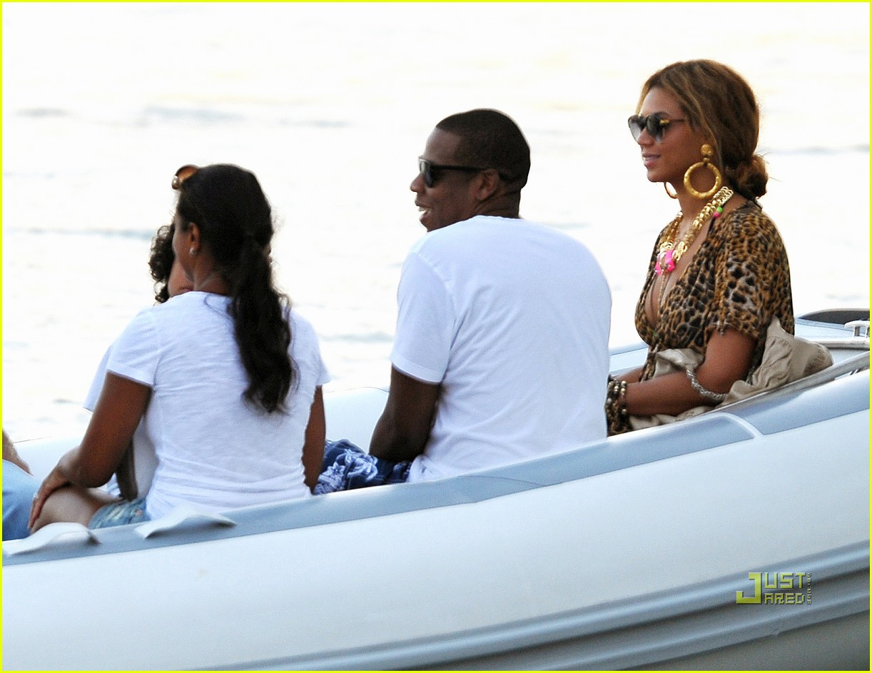 beyonce jay z vacation italy 06