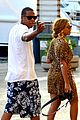 beyonce jay z vacation italy 04