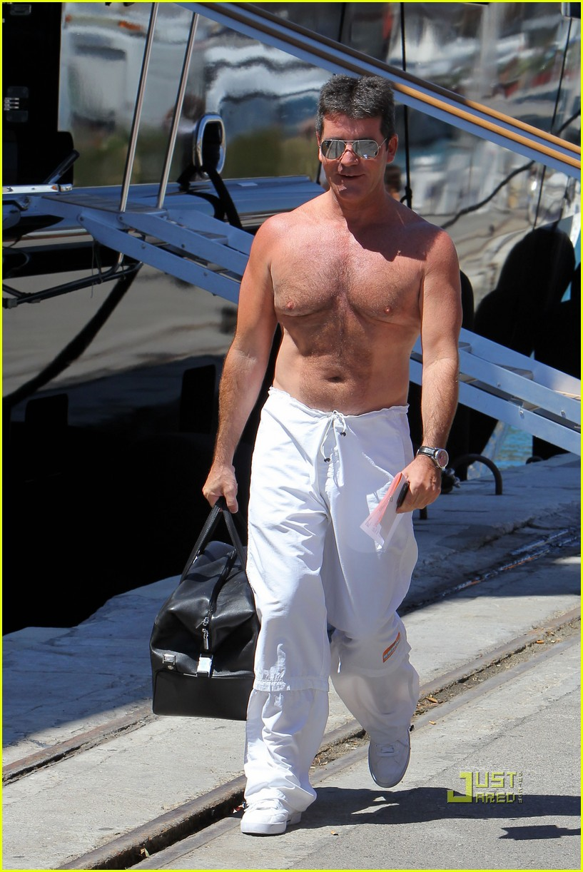 simon cowell chest hair 01