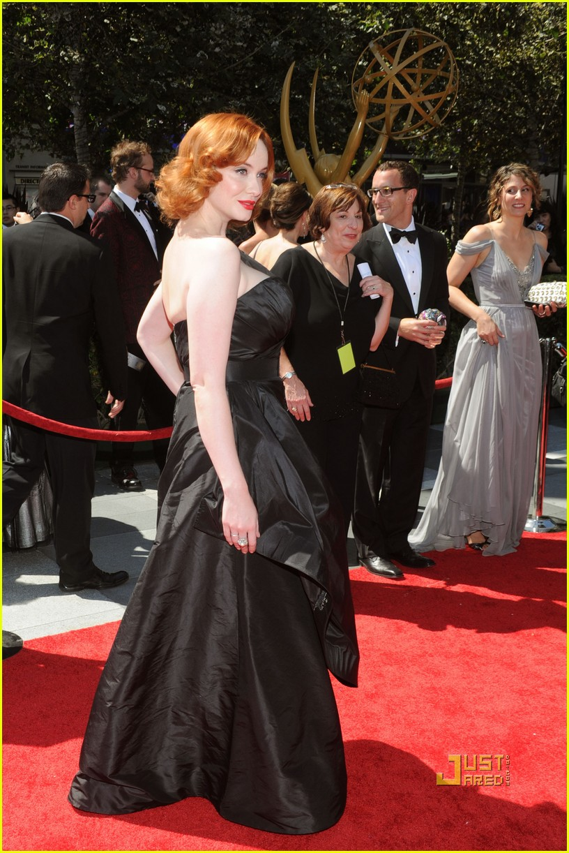 christina hendricks creative emmys 2010 11