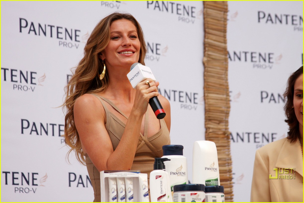 gisele bundchen pantene perfect 012473151
