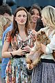 leighton meester clemence poesy puppies 13