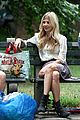 blake lively penn badgley central park 11