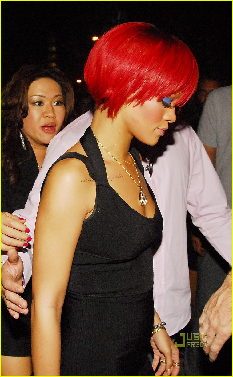rihanna afterparty vision nightclub chicago 07