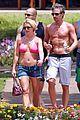 britney spears jason hot pink bikini 09