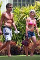 britney spears jason hot pink bikini 10