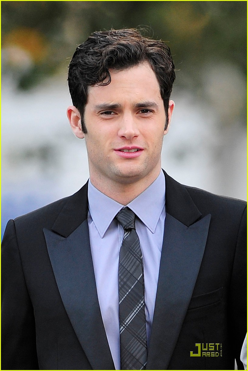 penn badgley gossip girl