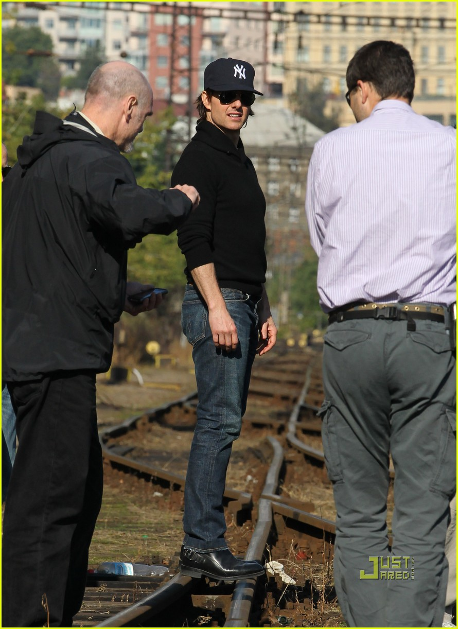 tom cruise scouting location prague 13