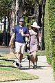 jon hamm jennifer westfeldt walk the dog 04