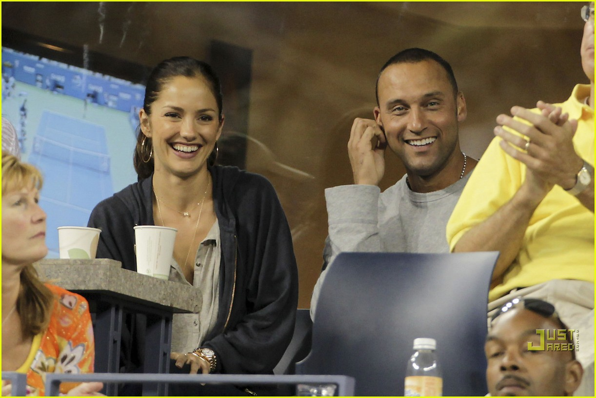 derek jeter minka kelly tennis twosome 05