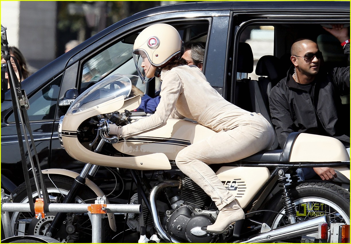 keira knightley motorcycle chanel motorcycle 17