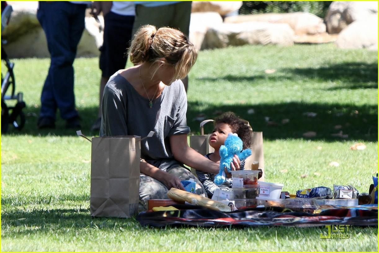 klum family picnic 03