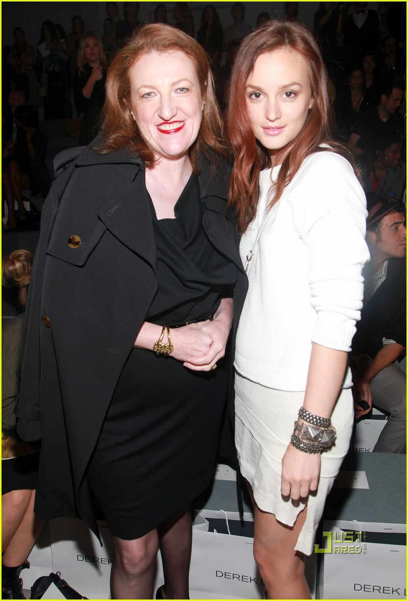 leighton meester derek lam ny fashion week 03
