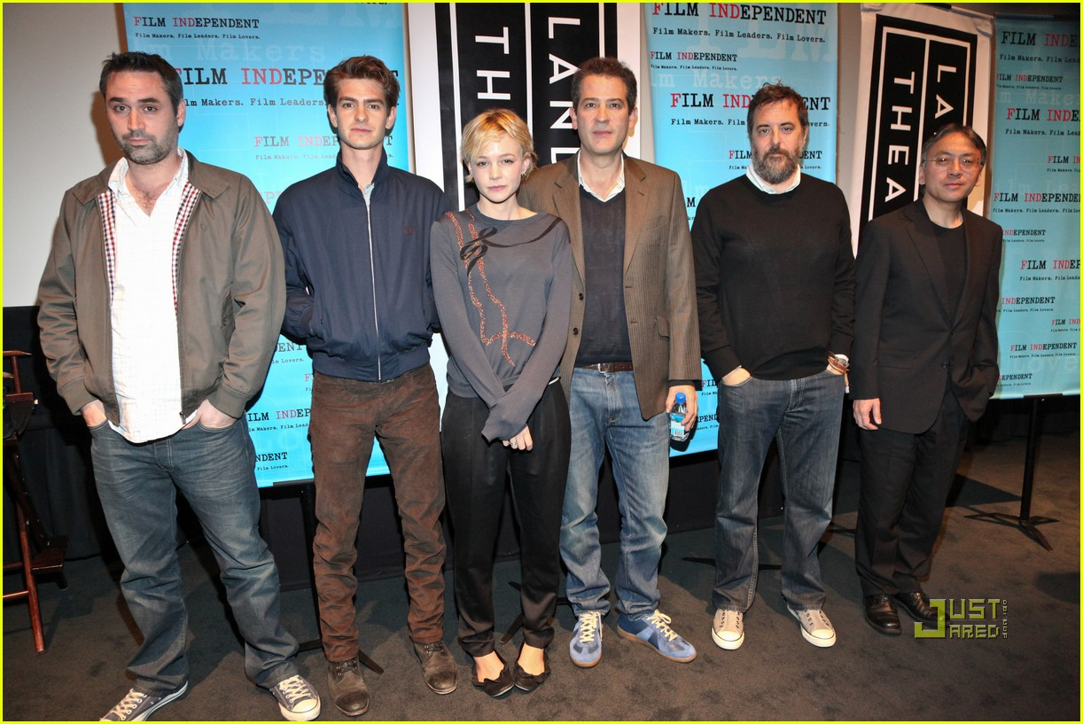 Full Sized Photo of andrew garfield toronto film festival ... Andrew Garfield And Emma Stone