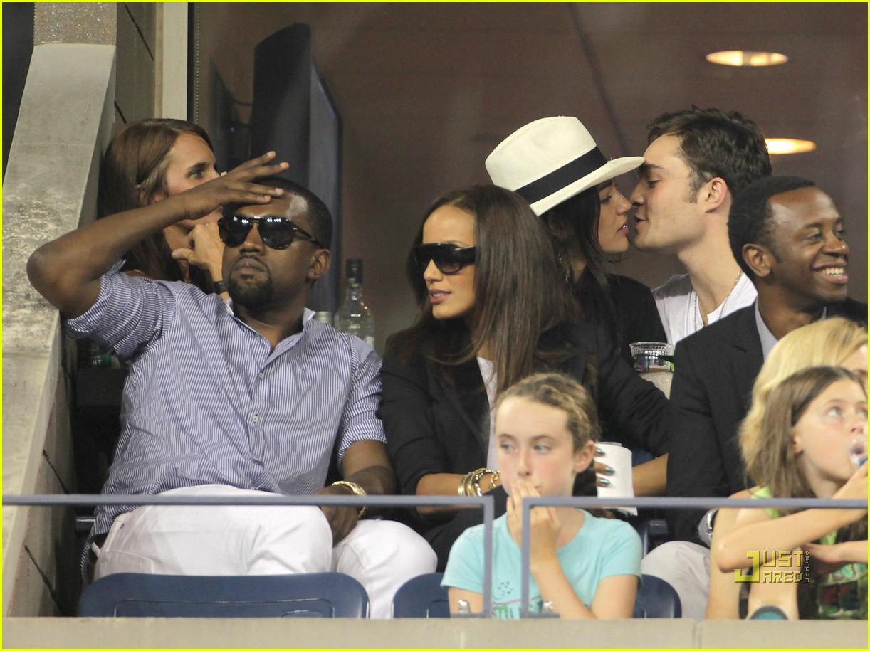 Ed Westwick & Kanye West: Double Date: Photo 2477188 | Ed ...