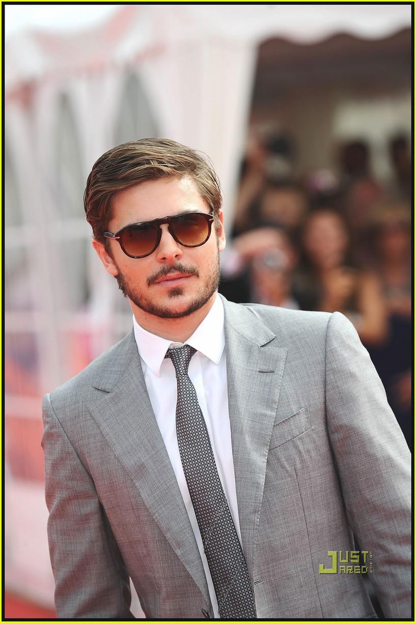 zac efron beard 20