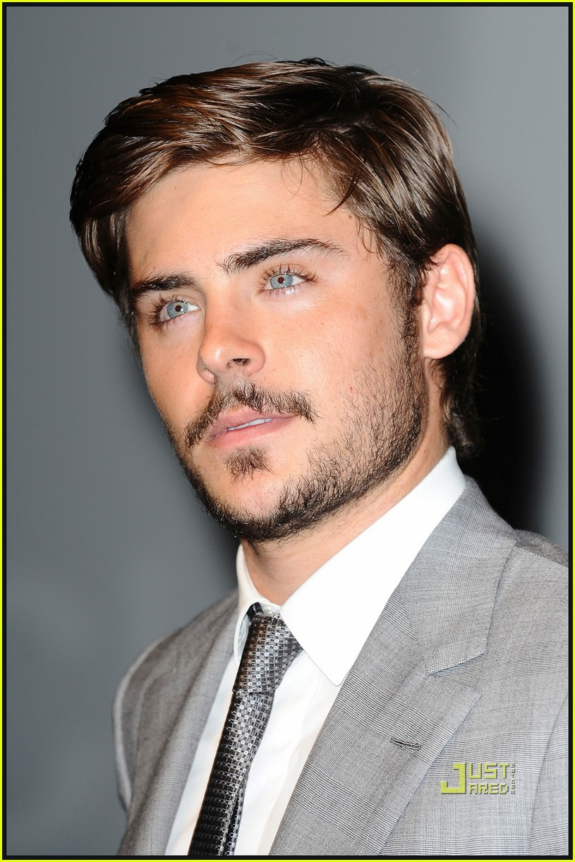 zac efron beard 21