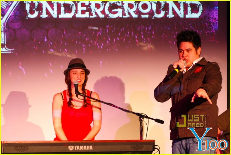 sara bareilles y100 underground performance 15