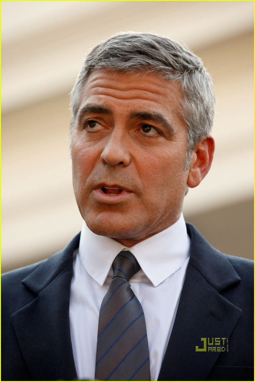 george clooney sudan washington dc 05