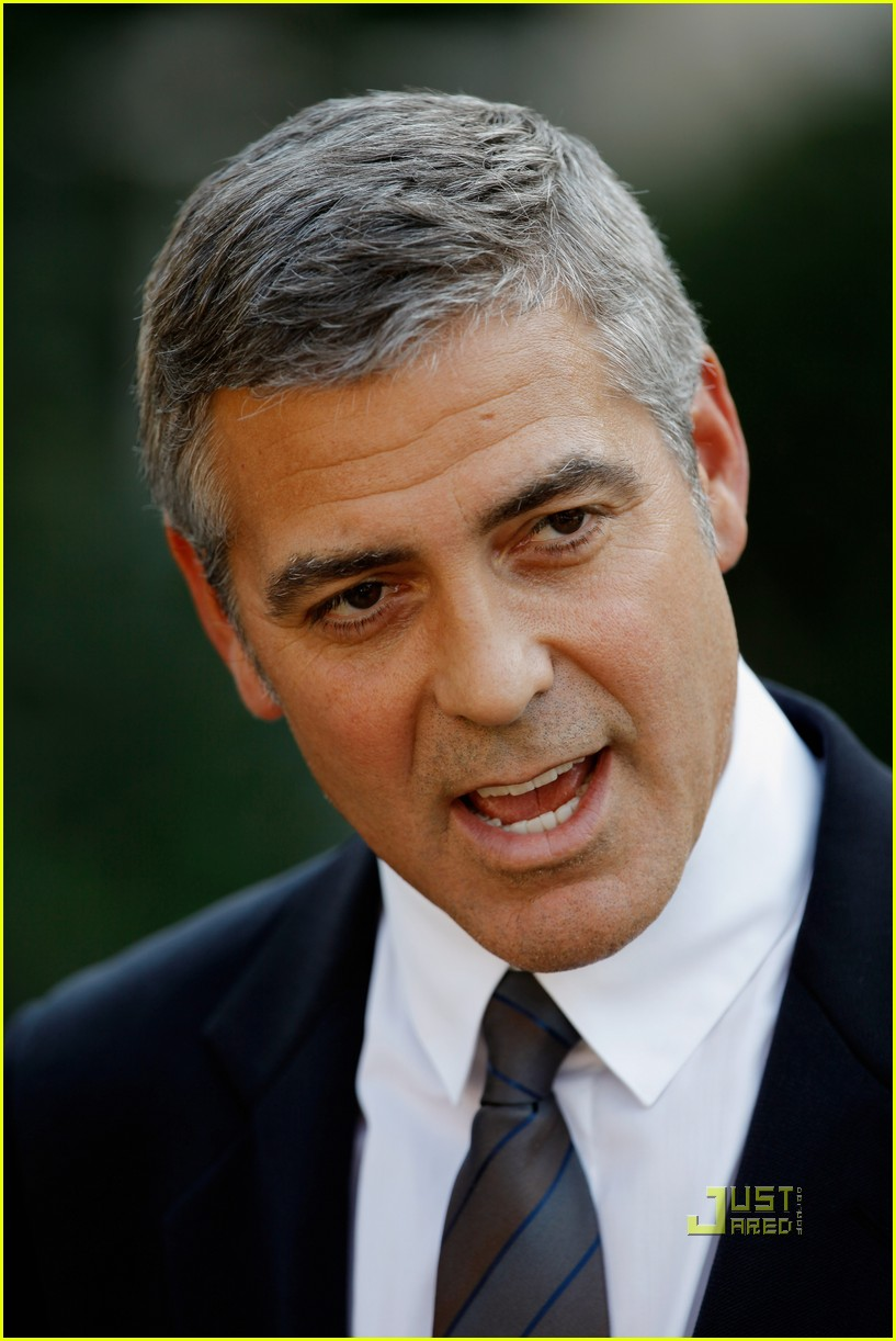 george clooney sudan washington dc 06