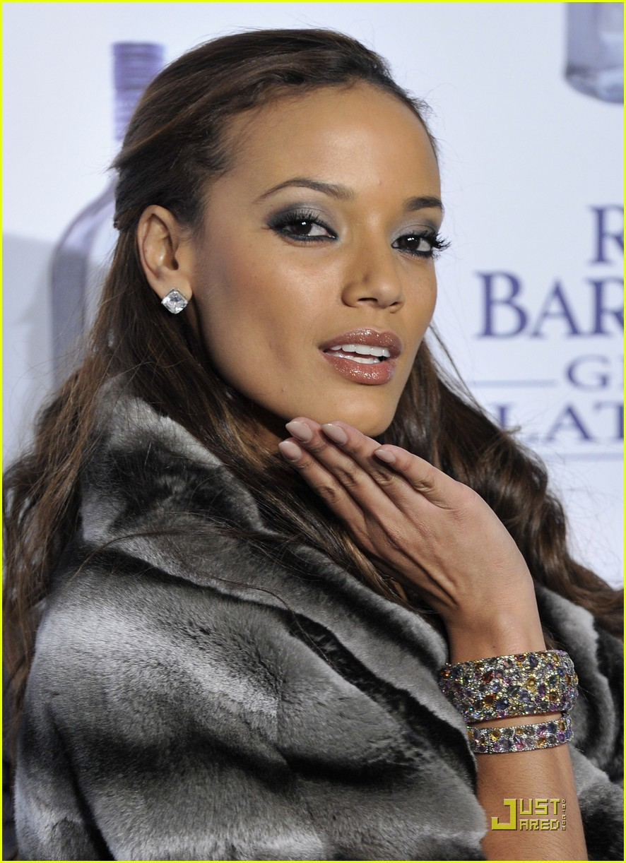 selita ebanks ron barcelo gran platinum party 11