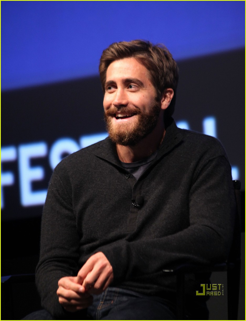 Jake Gyllenhaal talks about his beard  The Graham Norton Show  Series 12 Episode 6  BBC One
