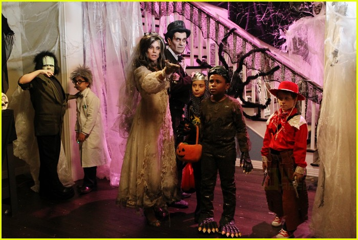 modern family halloween episode 01