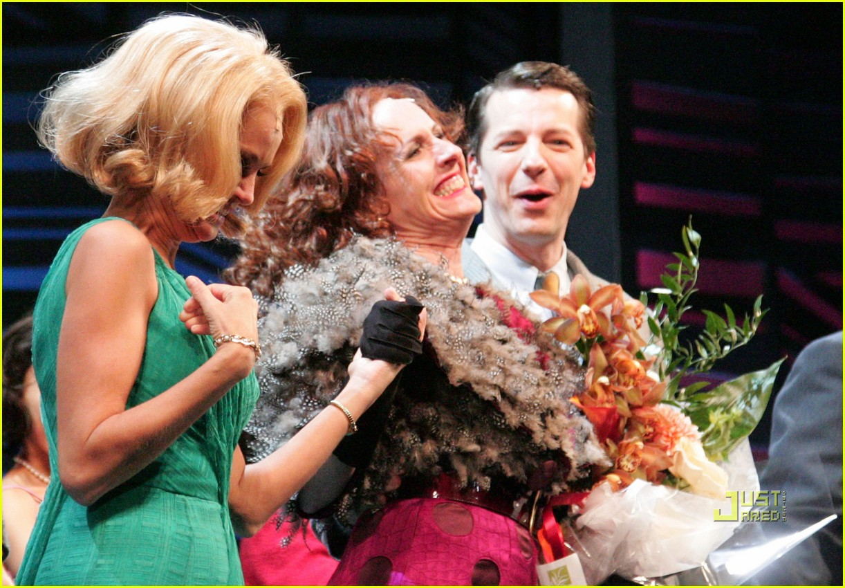 molly shannon promises promises debut with kristin chenoweth 052487094