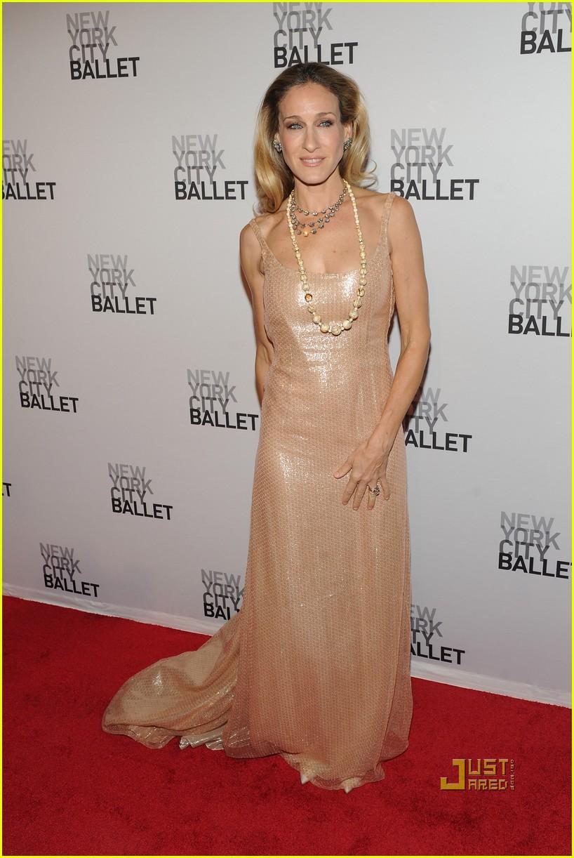 sarah jessica parker new york ballet 07