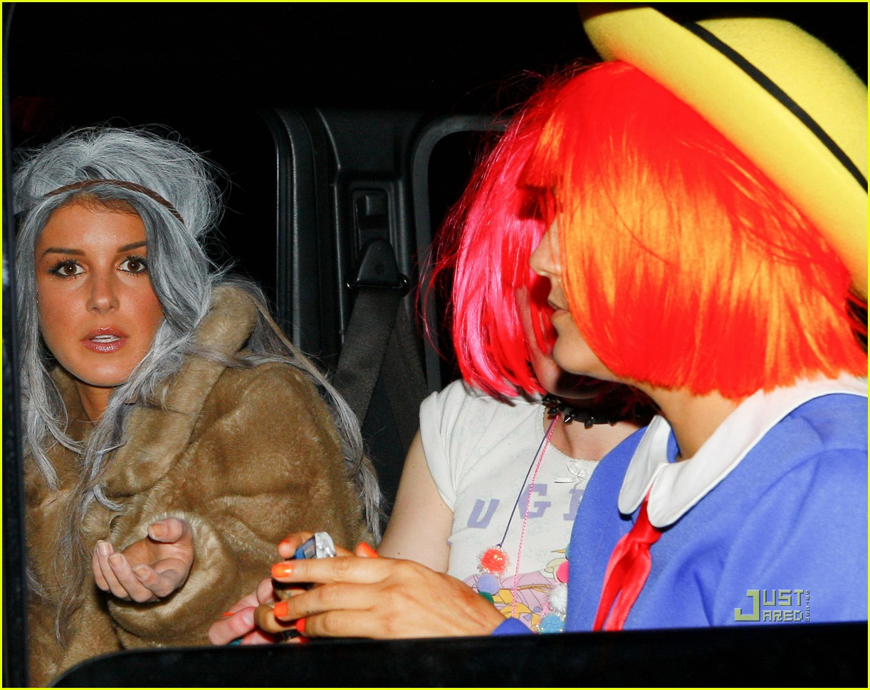 gwen stefani kate hudson halloween party 34