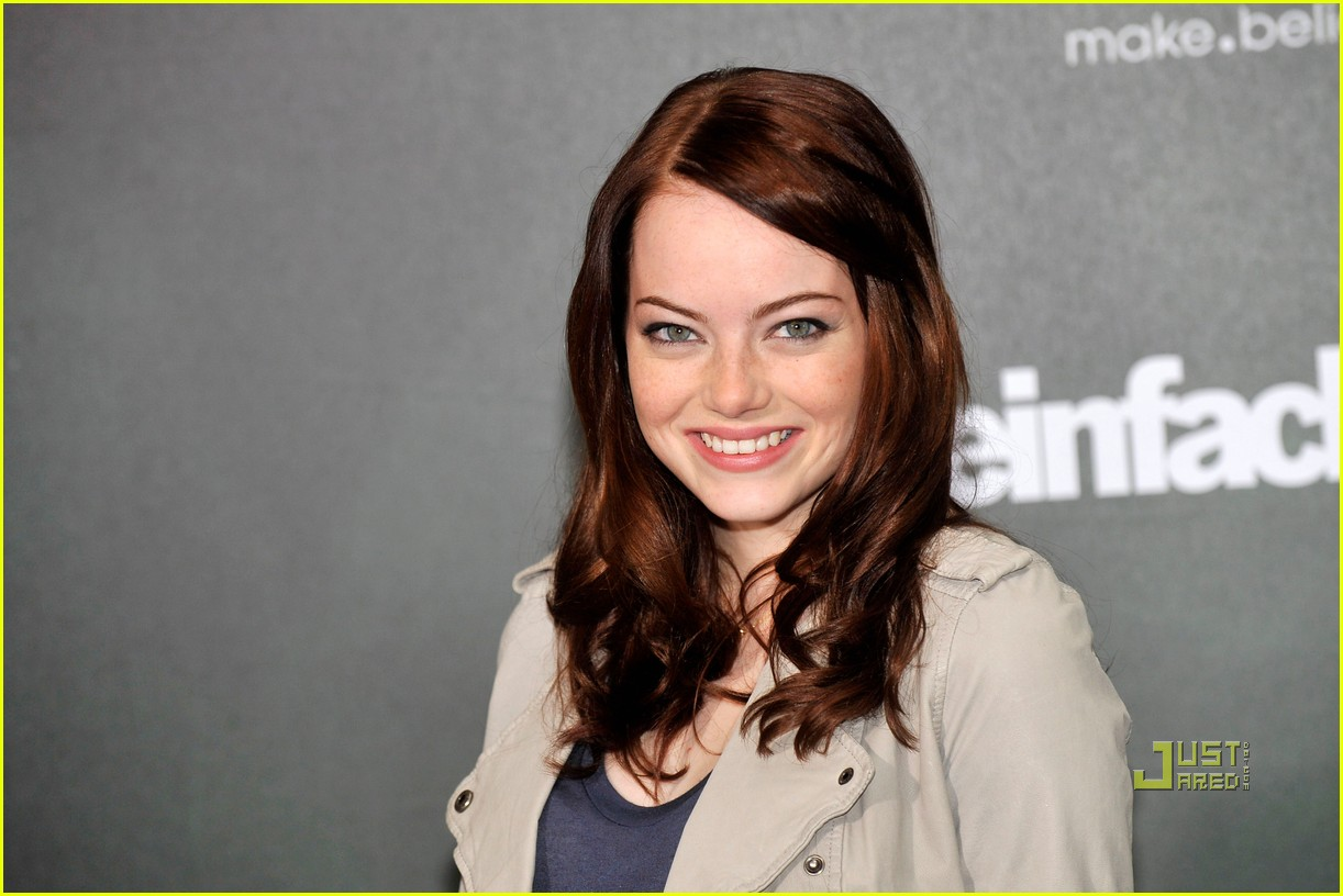 emma stone photocall easy a germany 19