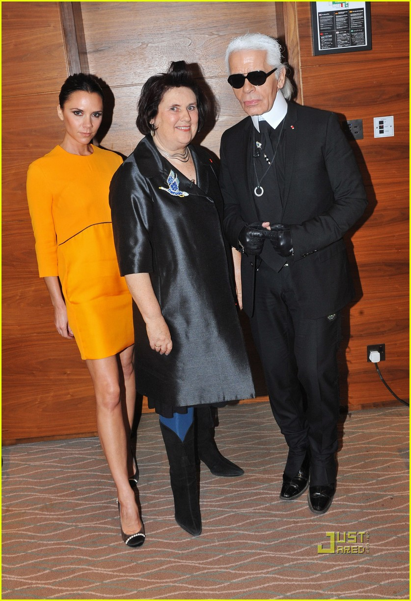 victoria beckham luxury lady with karl lagerfeld 04