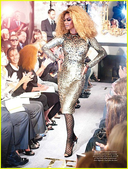 beyonce tom ford runway 03