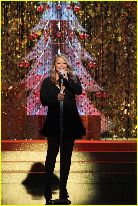 Mariah Carey: Merry Christmas To You!: Photo 2498073 | Mariah ...