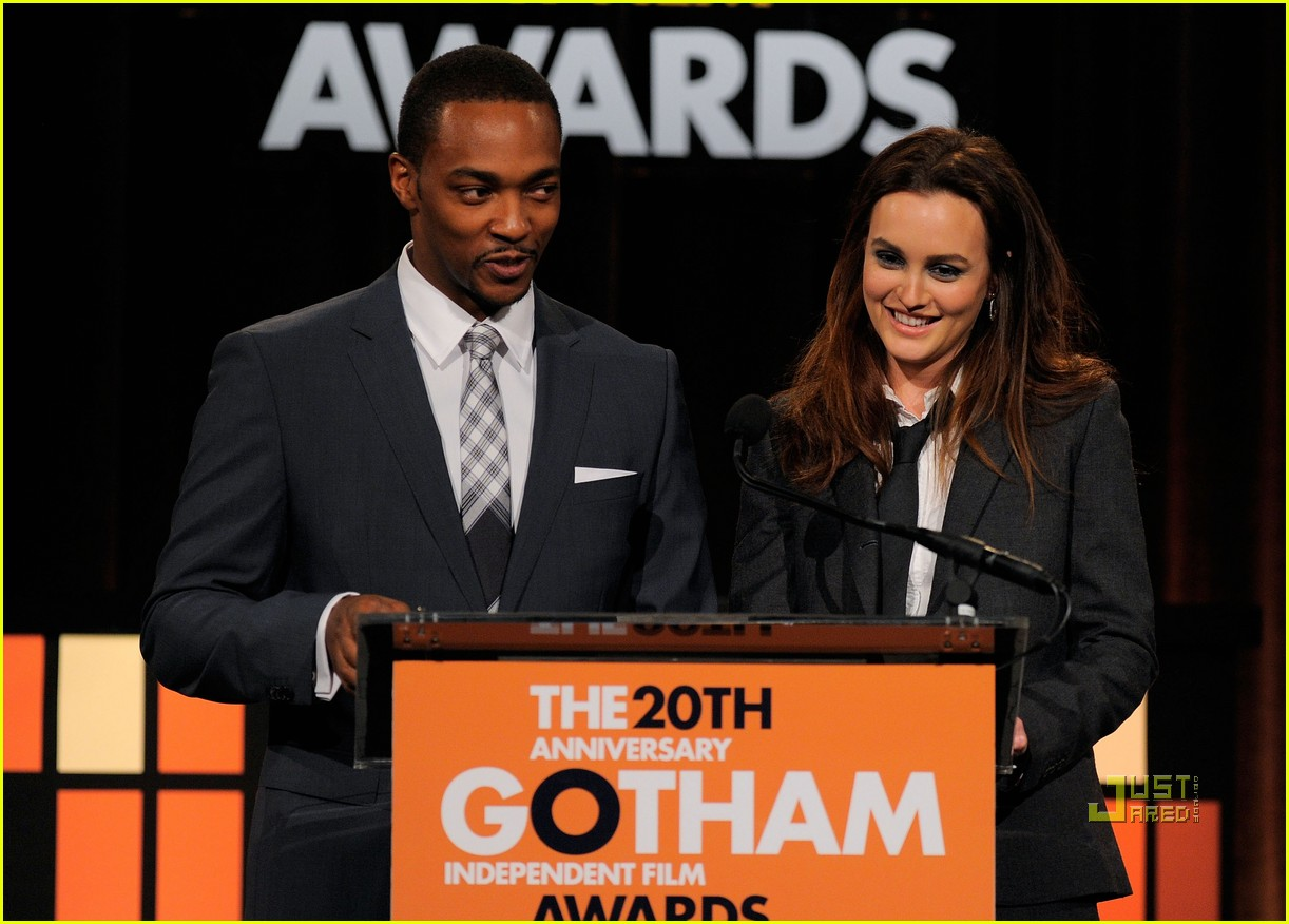 leighton meester gotham independent film awards 01