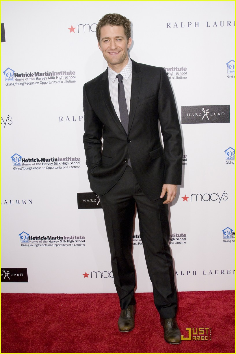 matthew morrison 2010 emery awards 13