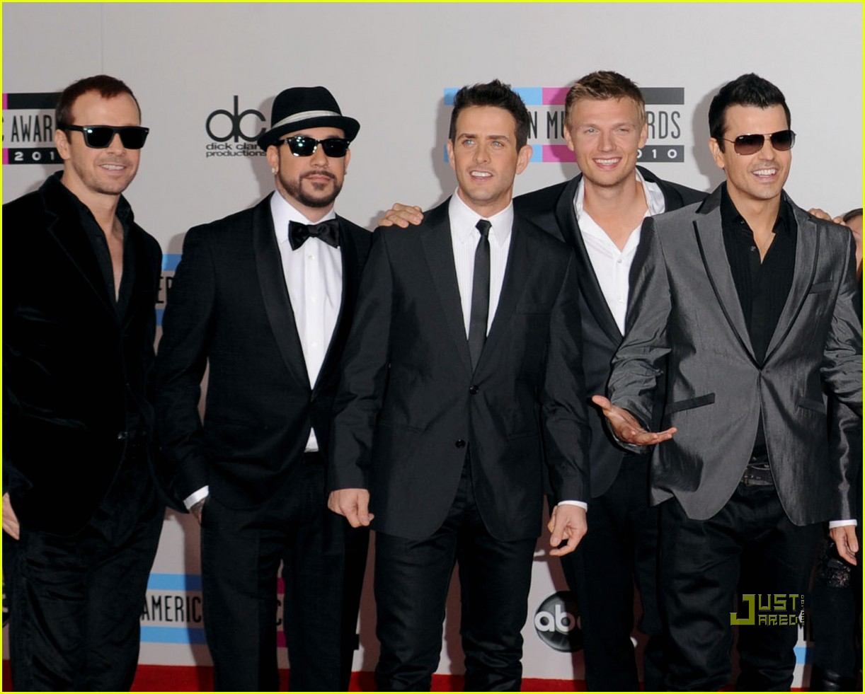 nkotbsb amas performance video 2010 02