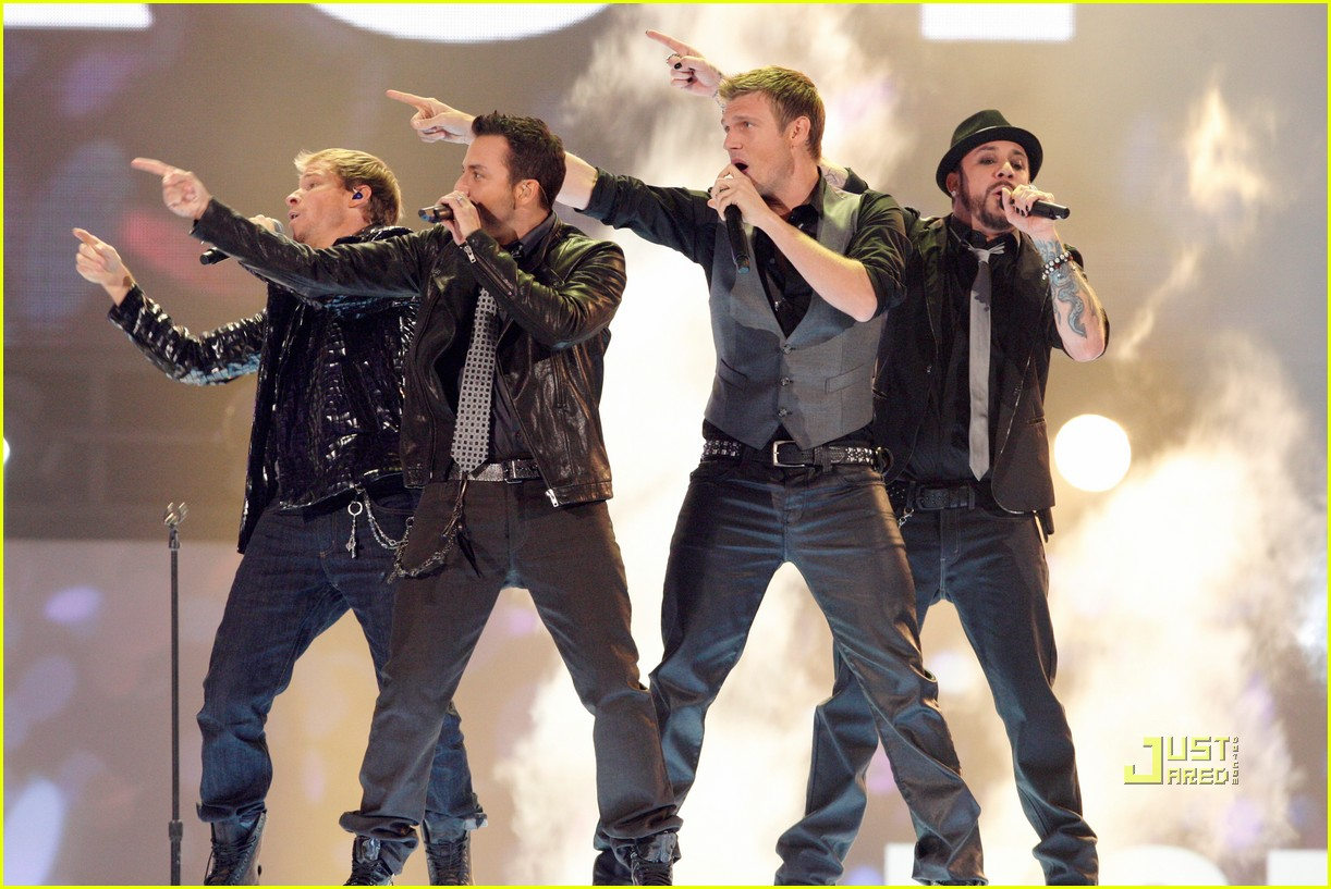nkotbsb amas performance video 2010 032497444