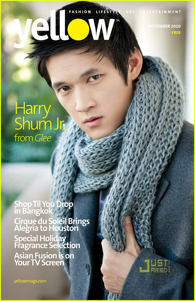 harry shum jr yellow magazine 01