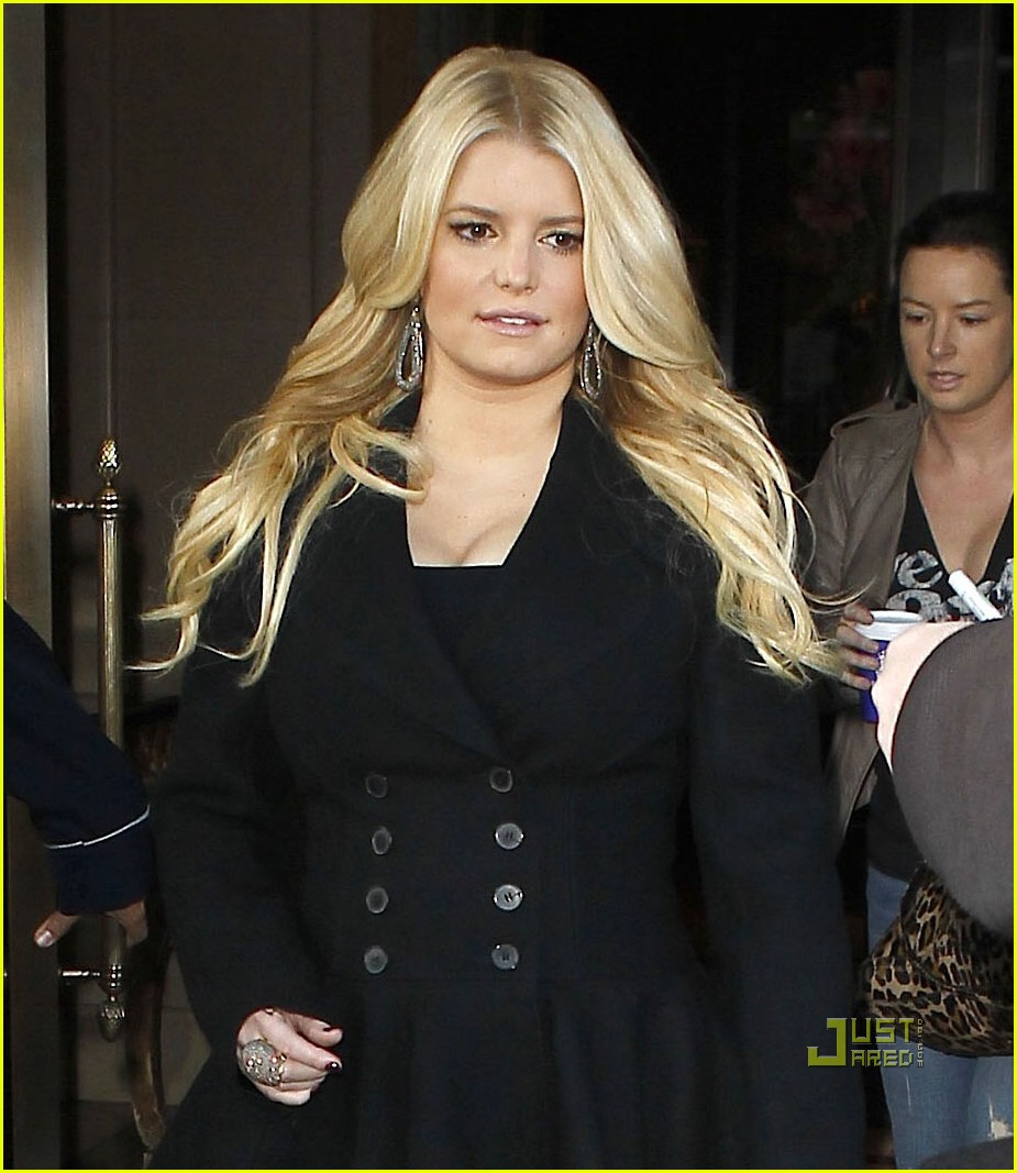 jessica simpson regis kelly 04